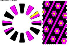 friendship-bracelets.net Patterns the Kumihimo