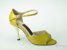 Natural Spin Designer Salsa Shoes/Tango Shoes/Fashion Shoes(Open Toe):  T1102-T1