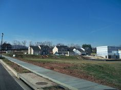 New home construction, in...
