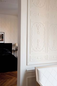 Wallcovering from Elitis, Chance, Goodrich