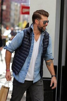 Men's Casual Fashion Style | Glam Sugar