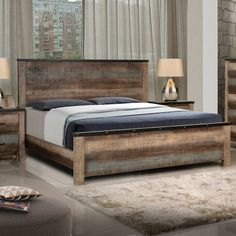 Progressive Furniture Willow Slat Bed. See More. From Atgstores.com ·  Shandra Panel Bed