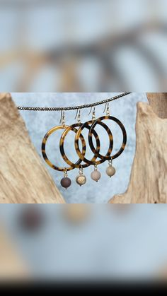 Beaded Jewelry, Handmade Jewelry, Beaded Necklace, Jewellery, Ring Necklace, Artisan Jewelry, Invite, Swarovski Crystals, Shops