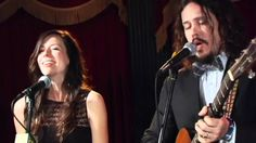 """http://musicfog.com The Civil Wars (Joy Williams, John Paul White) light up the Music Fog stage at Threadgill's with the """"Tip of My Tongue."""" Performed during..."""