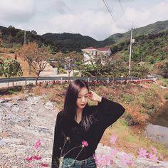 Extended Play, Kpop Girl Groups, Korean Girl Groups, Kpop Girls, Sinb Gfriend, Fan Picture, Uzzlang Girl, G Friend, Entertainment