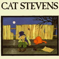 Cat Stevens , listened to him in the 70's love his music.