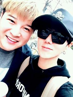 Yesung & Shindong Super Junior