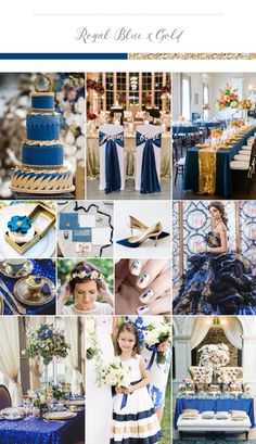 Royal Blue And Gold Wedding Theme Preparation - sophisticated, rich and elegant wedding palet. Royal Blue And Gold Wedding Theme Preparation - sophisticated, rich and elegant wedding palette - royal blue<br> Royal Wedding Themes, Blue Wedding Decorations, Best Wedding Colors, Reception Decorations, Wedding Centerpieces, Blue Gold Wedding, Gold Wedding Theme, Dream Wedding, Garden Wedding