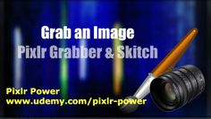 This video looks at other ways to get an image into Pixlr: Using an add-on for Firefox: Pixlr Grabber and using the free app: Skitch. Pixlr Power: www.udemy.com/pixlr-power #pixlr #tutorials  #photoediting