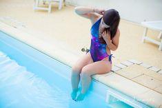 Comment coudre un maillot de bain ? Tutoriel pour coudre le maillot Hina de 36 bobines One Piece, Swimwear, Fashion, How To Sew, Sewing Lessons, Boutique Online Shopping, Swimsuit, Bathing Suits, Moda