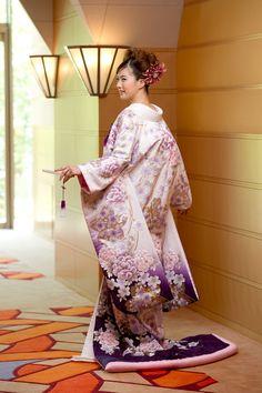 Japanese KIMONO for wedding