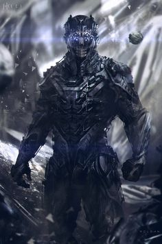 Space Soldier, #Character, #Concept, #Paintings & #Airbrushing, #SciFi