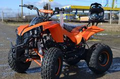 ATV 125cc Nitro Warrior 3G8 NOU import Germania – Anunturi Muntenia
