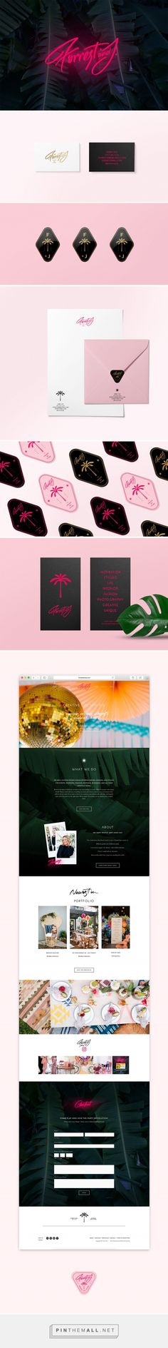 Forrest & J. Design House Brand Identity by Cocorrina | Fivestar Branding Agency – Design and Branding Agency & Curated Inspiration Gallery