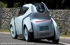 Image result for Nissan Land Glider from the 200