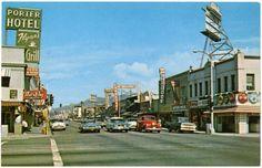 San Fernando Mall 1960's