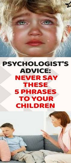 Psychologists Warn: NEVER Use These 5 Phrases When Talking To Your Chil – Natural Healing Education Ayurveda, Feeling Worthless, We Are All Human, Making Mistakes, Talking To You, Natural Healing, Natural Skin, Natural Life, Personal Development