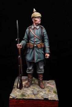 Infante Prusiano – 1ª Guerra Mundial   Alabarda Blog