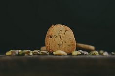 Milk and Pistachio Cookies| A Brown Table