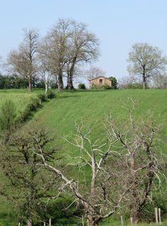 La petite maison dans le vallon...