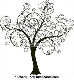 albero riccioli