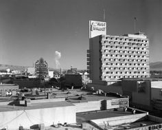 WIL WHEATON dot TUMBLR dot COM - vintageeveryday: In the 1950s, Las Vegas sold... Nevada, Rare Historical Photos, Fallout New Vegas, Fallout 3, Las Vegas Strip, Willis Tower, Old Pictures, In The Heights, Tourism