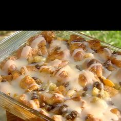 Paula Deans Krispy Kreme Bread Pudding