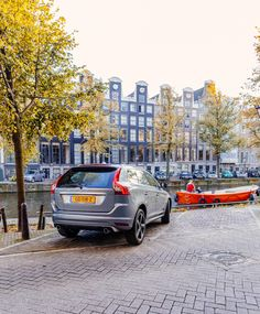Volvo 2016 XC60 in Amsterdam through Overseas Delivery