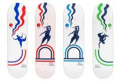 BY THE LEVEL Polar Skate Co. Summer 2015 Decks. | BY THE LEVEL