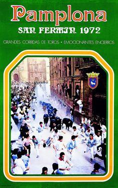 San Fermín 1972 Fermar