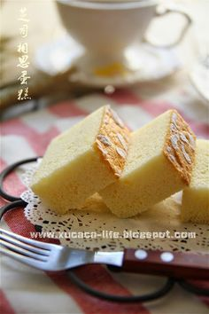 芝司相思蛋糕 (Cheese Ogura Cake)