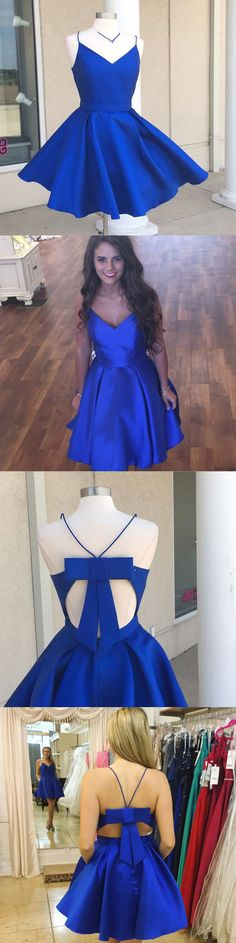 Royal Blue homecoming dresses,cheap homecoming dresses,short homecoming dresses,graudtaion dresses,dresses for hoco 2k17