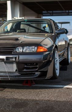 Nissan Skyline R32 GTR Visit us at www.rvinyl.com to see 100s of great #Tuner Accessories and get the #JDM look.