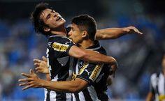 Botafogo vence o Coritibia e encerra jejum de três partidas