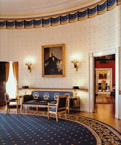 Monroe's French bought furniture for the White House
