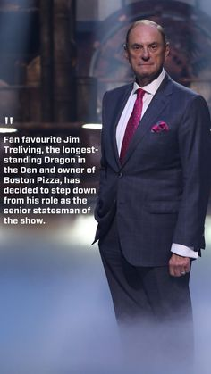 Jim Treliving, Long A, Boston