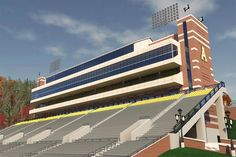 Kidd Brewer Stadium at Appalachian State University    One of the most beautiful places on the planet to watch a football game!