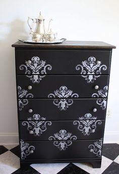 bedroom drawers to anything drawer:)