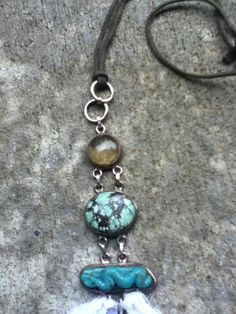 "Copious: Hippy Chique Necklace ""SOLD"""