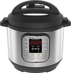Instant Pot Duo 7 in 1 Electric Pressure Cooker is an automatic pressure cooker, slow cooker, rice cooker, saute, steamer and yoghurt maker Best Electric Pressure Cooker, Electric Cooker, Slimming Eats, Slimming World Recipes, Instant Pot, Multigrain, Rice Cooker, Slow Cooker, Baby Back Pork Ribs