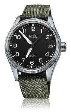 Oris Big Crown ProPilot - Oris Big Crown ProPilot Date 01 751 7697 4164-07 5 20 14FC