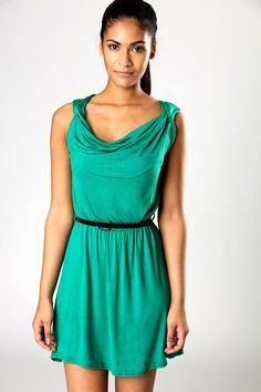 Simple, but I love the color and neckline.