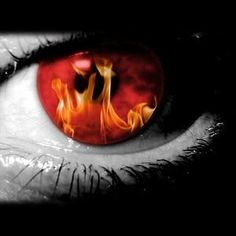 Now those the type of eyes I not cry from / You see the tears of fire run out my crying songs Fire Eyes, Photos Of Eyes, Eye Photography, Fire And Ice, Eye Art, Cool Eyes, Beautiful Eyes, Color Splash, Eye Candy