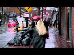 Once Upon A Time S2E14 Emma Chases Neal/Baelfire -  Manhattan (HD)
