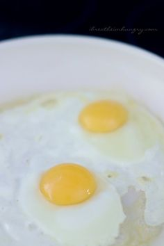 How to do an egg fast by Mellissa Sevigny of I Breathe Im Hungry