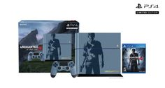 Limited Edition Uncharted 4 PS4 Bundle