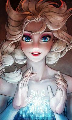 Elsa art.