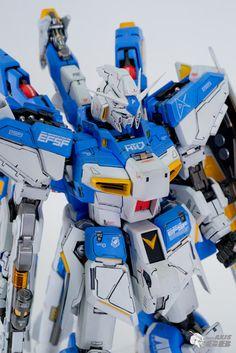 GUNDAM GUY: G-System 1/72 RX-93-2 Hi-Nu Gundam - Painted Build