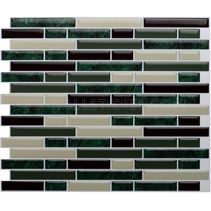 Self Adhesive Oblong Wall Tiles - T80111
