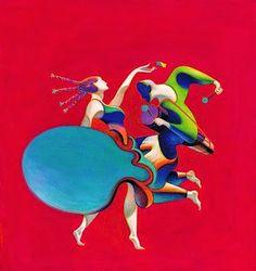 Pinzellades al món: Parelles de ball: il·lustracions / Parejas de bail...